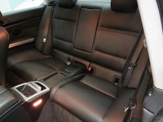 2010 BMW 3 Series E92 MY10 320d Steptronic Black 6 Speed Sports Automatic Coupe
