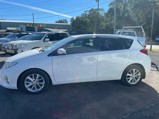 2015 Toyota Corolla ZRE182R Ascent Sport White 6 Speed Manual Hardtop