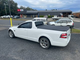 2012 Holden Commodore Ute VE II Omega White 6 Speed Automatic Utility