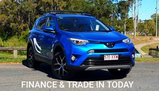 2018 Toyota RAV4 ZSA42R GXL 2WD 7 Speed Constant Variable Wagon.