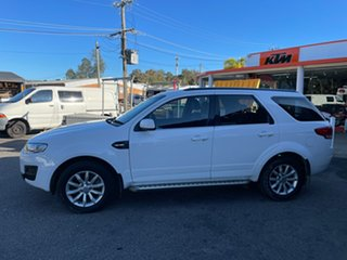 2016 Ford Territory Diesel White 6 Speed Auto Active Select Wagon.