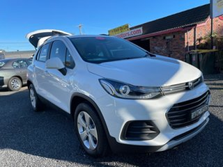 2019 Holden Trax LS Turbo White Automatic Wagon
