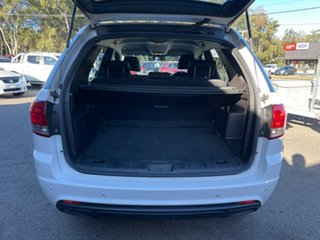 2016 Ford Territory Diesel White 6 Speed Auto Active Select Wagon