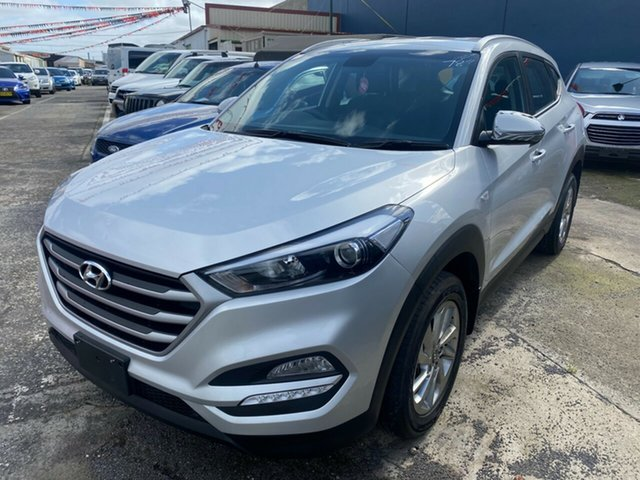 Used Hyundai Tucson TL2 MY18 Active (FWD) Hoppers Crossing, 2018 Hyundai Tucson TL2 MY18 Active (FWD) Silver 6 Speed Automatic Wagon