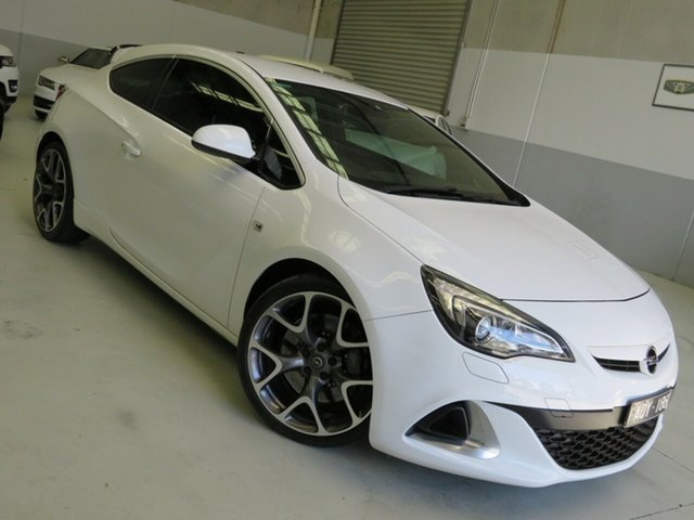 Used Opel Astra AS OPC Seaford, 2013 Opel Astra AS OPC White 6 Speed Manual Hatchback