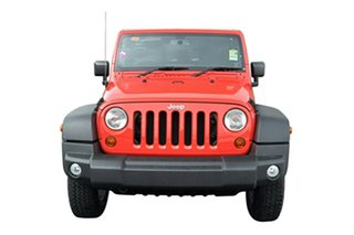 2015 Jeep Wrangler JK MY2015 Unlimited Sport Firecracker Red 5 Speed Automatic Softtop