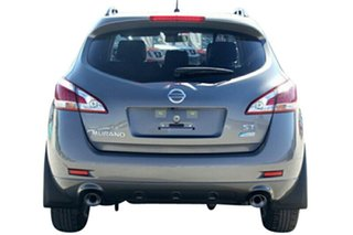 2014 Nissan Murano Z51 MY14 ST Gun Metallic Continuous Variable Wagon