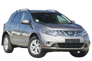 2014 Nissan Murano Z51 MY14 ST Gun Metallic Continuous Variable Wagon.