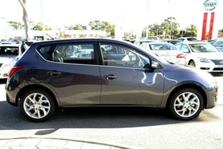 2013 Nissan Pulsar C12 ST-S Storm Grey Continuous Variable Hatchback