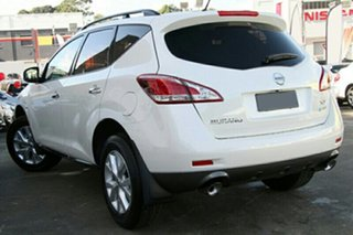 2014 Nissan Murano Z51 MY14 ST Ivory Pearl Continuous Variable Wagon