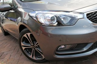 2015 Kia Cerato YD MY15 SLi Metal Stream 6 Speed Automatic Sedan.