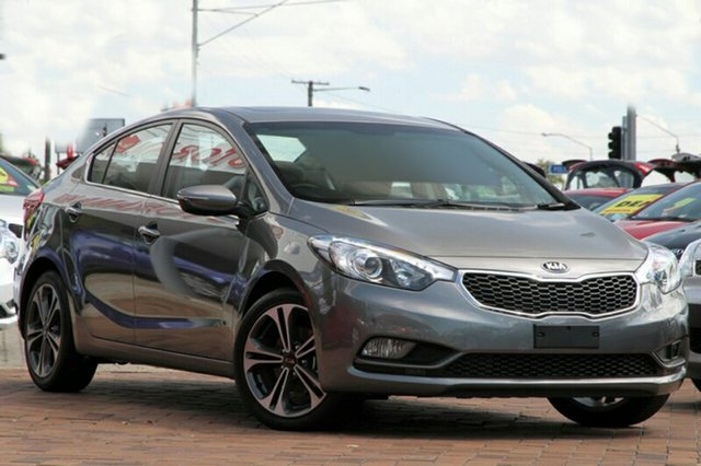 New Kia Cerato YD MY15 SLi, 2015 Kia Cerato YD MY15 SLi Metal Stream 6 Speed Automatic Sedan