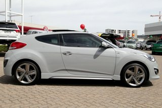 2014 Hyundai Veloster FS3 SR Turbo Battleship 6 Speed Manual Coupe