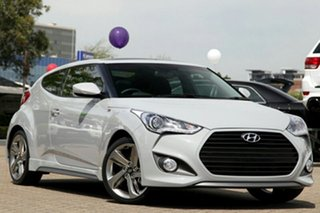 2014 Hyundai Veloster FS3 SR Turbo Battleship 6 Speed Manual Coupe.
