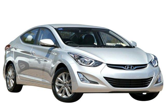 New Hyundai Elantra MD Series 2 (MD3) Trophy Albion, 2014 Hyundai Elantra MD Series 2 (MD3) Trophy Sleek Silver 6 Speed Automatic Sedan