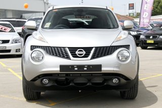 2014 Nissan Juke F15 TI-S (AWD) Platinum Continuous Variable Wagon