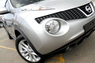 2014 Nissan Juke F15 TI-S (AWD) Platinum Continuous Variable Wagon.