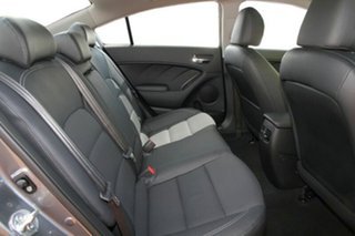2015 Kia Cerato YD MY15 SLi Metal Stream 6 Speed Automatic Sedan