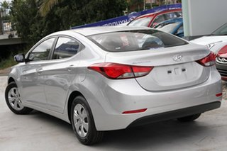 2015 Hyundai Elantra MD Series 2 (MD3) Active Sleek Silver 6 Speed Automatic Sedan