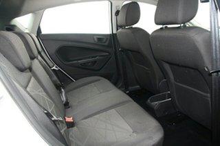 2017 Ford Fiesta WZ Ambiente PwrShift Frozen White 6 Speed Sports Automatic Dual Clutch Hatchback