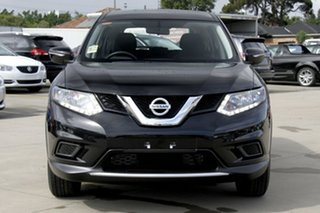 2014 Nissan X-Trail T32 ST (4x4) Diamond Black Continuous Variable Wagon