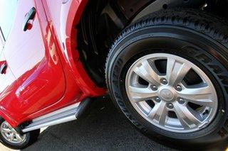 2015 Mitsubishi Triton MN MY15 GLX (4x4) Red 5 Speed Manual 4x4 Double Cab Utility.