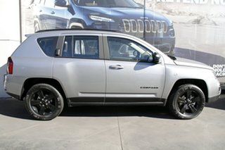 2015 Jeep Compass MK MY15 Blackhawk Billet Silver Continuous Variable Wagon