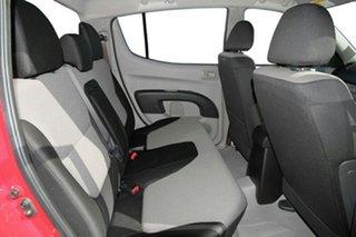 2015 Mitsubishi Triton MN MY15 GLX (4x4) Red 5 Speed Manual 4x4 Double Cab Utility