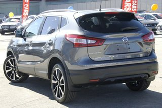 2014 Nissan Qashqai J11 TI Gun Metallic 6 Speed Manual Wagon