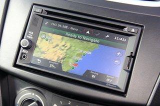 2015 Suzuki Swift FZ MY14 GL Navigator Silver 5 Speed Manual Hatchback