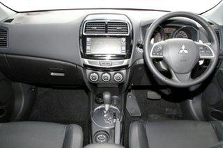 2015 Mitsubishi ASX XB MY15 XLS (4WD) Red 6 Speed Automatic Wagon