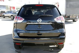 2015 Nissan X-Trail T32 TI (4x4) Diamond Black Continuous Variable Wagon