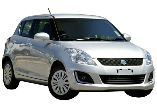 New Suzuki Swift FZ MY14 GL Navigator, 2015 Suzuki Swift FZ MY14 GL Navigator Silver 5 Speed Manual Hatchback