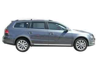 2015 Volkswagen Passat 3C MY15 Alltrack Icelandic Grey 6 Speed Direct Shift Wagon