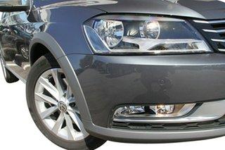 2015 Volkswagen Passat 3C MY15 Alltrack Icelandic Grey 6 Speed Direct Shift Wagon.