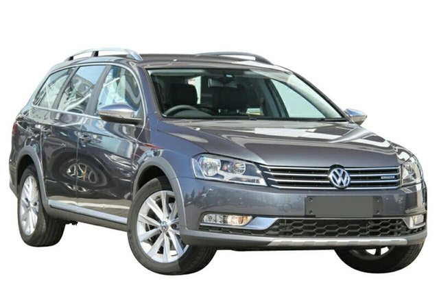 Demo Volkswagen Passat 3C MY15 Alltrack Albion, 2015 Volkswagen Passat 3C MY15 Alltrack Icelandic Grey 6 Speed Direct Shift Wagon