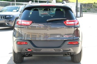 2017 Jeep Cherokee KL MY17 Trailhawk Granite Crystal Metallic 9 Speed Sports Automatic Wagon