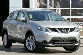 2014 Nissan Qashqai J11 ST Platinum Continuous Variable Wagon.