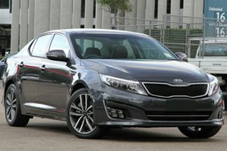 2015 Kia Optima TF MY15 Platinum Platinum Graphite 6 Speed Automatic Sedan.