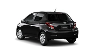 2014 Toyota Yaris NCP131R MY15 SX Ink 4 Speed Automatic Hatchback