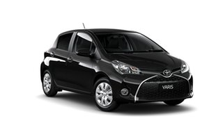 2014 Toyota Yaris NCP131R MY15 SX Ink 4 Speed Automatic Hatchback.