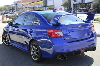 2015 Subaru WRX MY15 STI Premium (AWD) WR Blue 6 Speed Manual Sedan