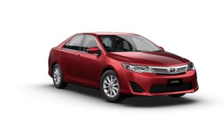 2015 Toyota Camry ASV50R Altise Wildfire 6 Speed Automatic Sedan.