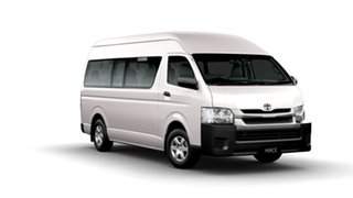 2014 Toyota HiAce TRH223R MY14 Commuter French Vanilla 4 Speed Automatic Bus.