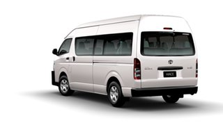 2014 Toyota HiAce TRH223R MY14 Commuter French Vanilla 4 Speed Automatic Bus