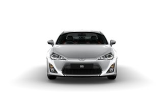 2014 Toyota 86 ZN6 MY14 Upgrade GT Ice Silver 6 Speed Auto Sequential Coupe