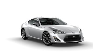 2014 Toyota 86 ZN6 MY14 Upgrade GT Ice Silver 6 Speed Auto Sequential Coupe.