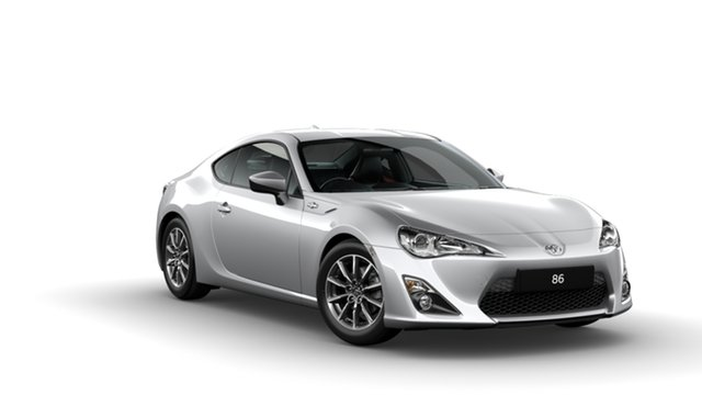 New Toyota 86 ZN6 MY14 Upgrade GT, 2014 Toyota 86 ZN6 MY14 Upgrade GT Ice Silver 6 Speed Auto Sequential Coupe