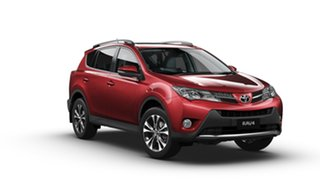 2014 Toyota RAV4 ALA49R MY14 Upgrade Cruiser (4x4) Wildfire 6 Speed Automatic Wagon.