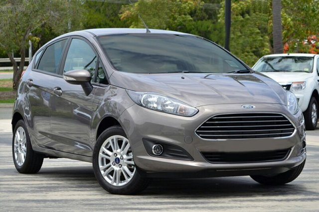 New Ford Fiesta WZ Trend PwrShift, 2017 Ford Fiesta WZ Trend PwrShift Lunar Sky 6 Speed Sports Automatic Dual Clutch Hatchback